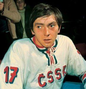 Ivan Hlinka, ès. hokejový reprezentant - støední útoèník.